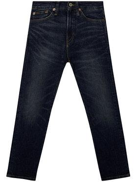 Polo Ralph Lauren Polo Ralph Lauren Džinsai 323784322 Tamsiai mėlyna Slim Fit