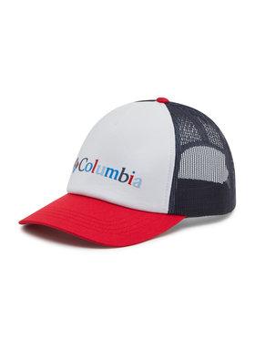 Columbia Columbia Kepurė su snapeliu Mesh Hat II CL2273 Balta