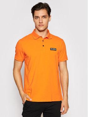 KARL LAGERFELD KARL LAGERFELD Polo 745016 511221 Orange Regular Fit