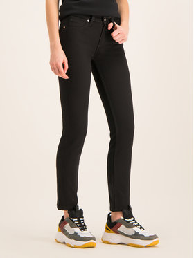 Calvin Klein Calvin Klein Jeansy K20K201518 Černá Regular Fit
