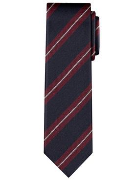 Vistula Vistula Krawat Packer XY0562 Granatowy