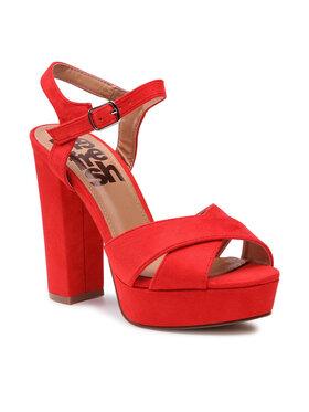 Refresh Refresh Sandále 69837 Červená