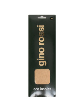 Gino Rossi Gino Rossi Πάτοι Eco Insoles 322-8 r. 43 Μπεζ