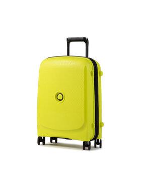 Delsey Delsey Kis kemény borítású bőrönd Belmont Plus 00386180343 Zöld