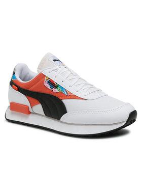 Puma Puma Sneakersy Future Rider Intl Game 375971 01 Bílá