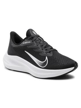 Nike Nike Buty Zoom Winflo 7 CJ0302 005 Czarny