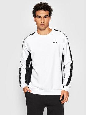 Fila Fila Sweatshirt Natan 688997 Blanc Regular Fit