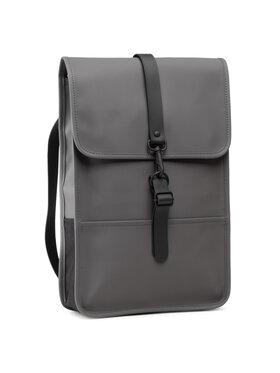 Rains Rains Plecak Backpack Mini 1280 Szary