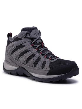 Columbia Columbia Παπούτσια πεζοπορίας Redmond V2 Mid Wp BM0833 Γκρι