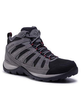 Columbia Columbia Turistiniai batai Redmond V2 Mid Wp BM0833 Pilka