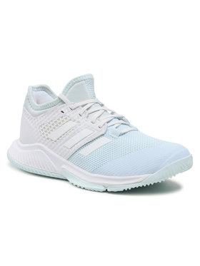 adidas adidas Schuhe Court Team Bounce W FU8323 Weiß