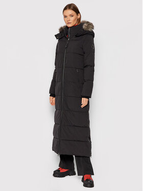 Calvin Klein Calvin Klein Зимове пальто Modern K20K203138 Чорний Regular Fit