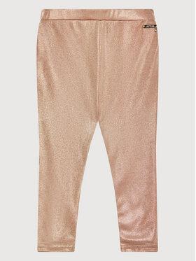 Guess Guess Leggings K1BB05 KAVD0 Oro Slim Fit