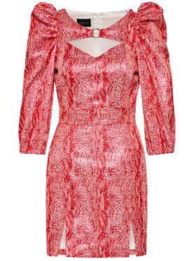 Rage Age Rage Age Kokteilinė suknelė Arete 1 Raudona Slim Fit