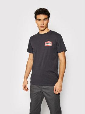 Deus Ex Machina Deus Ex Machina T-shirt Speed Stix DMP2011372 Gris Regular Fit