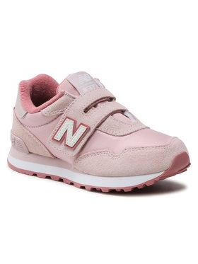 New Balance New Balance Sneakersy YV515SO Różowy