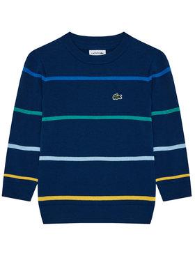 Lacoste Lacoste Pullover AJ1355 Blau Regular Fit