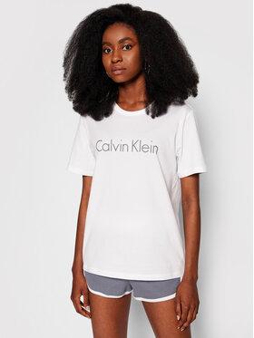Calvin Klein Underwear Calvin Klein Underwear Πιτζάμα 000QS6711E Λευκό Regular Fit