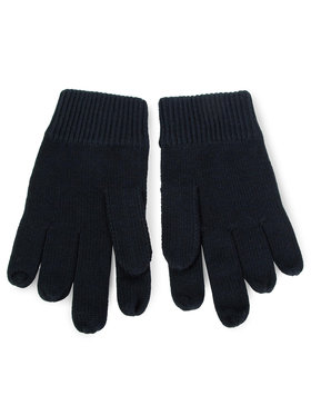 Calvin Klein Calvin Klein Pánské rukavice Basic Knitted Gloves K50K505044 Tmavomodrá