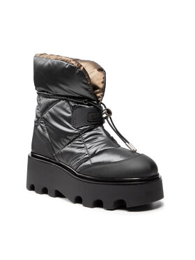 Loriblu Loriblu Členková obuv 2I MTM031 00 Čierna