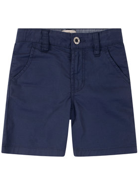 Timberland Timberland Short en tissu T24A88 M Bleu marine Regular Fit