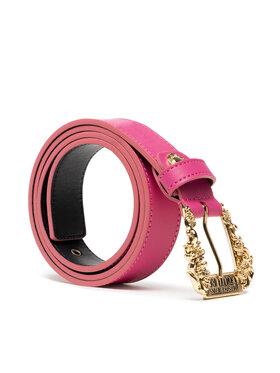 Versace Jeans Couture Versace Jeans Couture Жіночий ремінь 71VA6F01 Рожевий