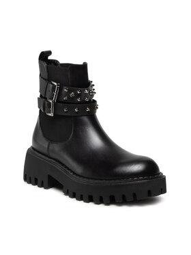 Wojas Wojas Turistická obuv 55043-51 Černá