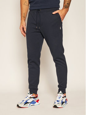 Polo Ralph Lauren Polo Ralph Lauren Pantaloni trening Core Replen 710652314002 Bleumarin Regular Fit
