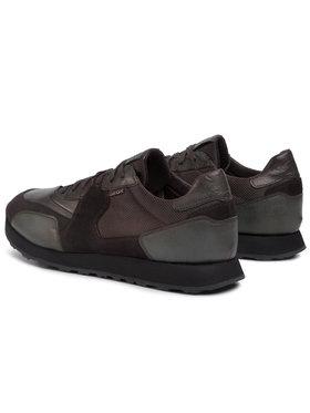 Geox Sneakersy U Vincit D U945VD 01J22 C6009 Hnedá