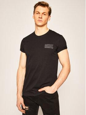 Diesel Diesel T-Shirt Umlt-Jake 00CG46 0QAZN Czarny Regular Fit