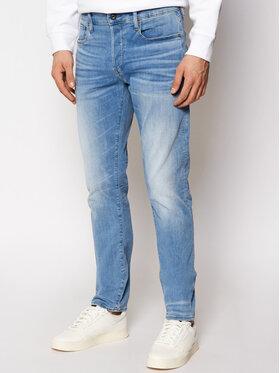 G-Star Raw G-Star Raw Džínsy 3301 51001-8968-8436 Modrá Slim Fit