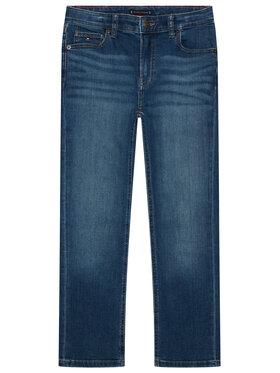 Tommy Hilfiger Tommy Hilfiger Jeans 1985 Straight Ocmbst KB0KB05379 D Dunkelblau Slim Fit