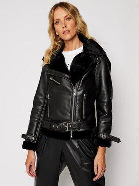 LaMarque LaMarque Veste en cuir Zoe 5622 Noir Regular Fit