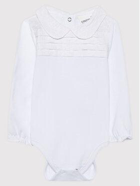 Coccodrillo Coccodrillo Body da neonato ZC1112401SUS Bianco