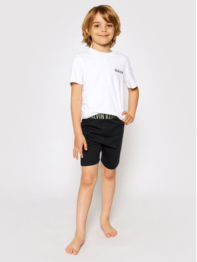 Calvin Klein Calvin Klein Piżama Knit P. B70B700136 D Biały