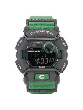 G-Shock G-Shock Zegarek GD-400-3ER Zielony