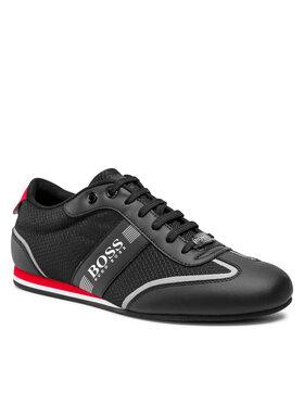 Boss Boss Sneakersy Lighter 50370438 10199225 01 Černá