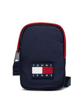 Tommy Jeans Tommy Jeans Etui pentru telefon Tjm Urban Tech Phone Pouch AM0AM08049 Bleumarin
