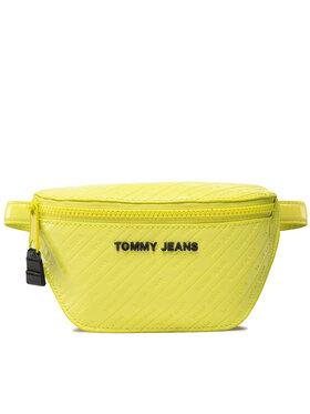 Tommy Jeans Tommy Jeans Saszetka nerka Tjw Pu Bumbag Emboss Patent AW0AW11019 Zielony