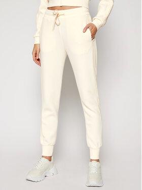 Guess Guess Spodnie dresowe O1RA29 K7UW0 Beżowy Regular Fit