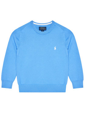 Polo Ralph Lauren Polo Ralph Lauren Megztinis Classics I 322799887018 Mėlyna Regular Fit
