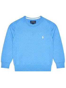Polo Ralph Lauren Polo Ralph Lauren Svetr Classics I 322799887018 Modrá Regular Fit