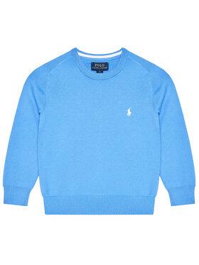 Polo Ralph Lauren Polo Ralph Lauren Sweater Classics I 322799887018 Kék Regular Fit