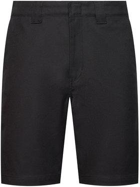 Dickies Dickies Шорти от плат Cobden DK0A4XESBLK Черен Regular Fit