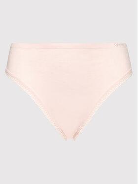 Calvin Klein Underwear Calvin Klein Underwear Klasické kalhotky 000QF4481E Růžová