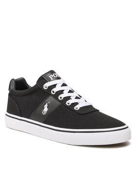 Polo Ralph Lauren Polo Ralph Lauren Sneakers aus Stoff Hanford 816845093004 Schwarz