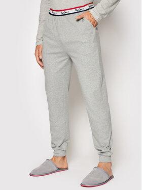 Pepe Jeans Pepe Jeans Долнище на пижама Tate PMU10764 Сив