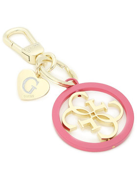Guess Guess Schlüsselanhänger Not Coordinated Keyrings RW7381 P1101 Rosa