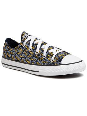 Converse Converse Sneakers Ctas Ox 667090C Bleu marine