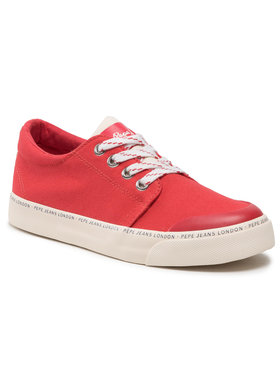 Pepe Jeans Pepe Jeans Tennis Traveller Basic PBS30382 Rouge